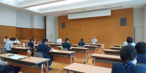 丹波ブロック社協活動推進協議会の総会がありました。