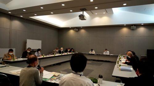 令和2年度、第4回介護保険事業運営協議会が開催されました。