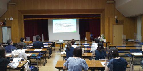認知症キャラバンメイト連絡会において、研修会が開催されました。